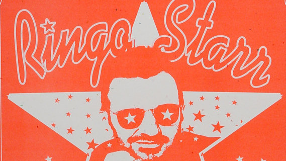 Ringo Starr & His All-Starr Band concert at Rosemont Theatre on Aug 22, 2001