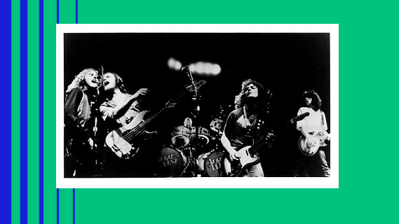 April Wine concert at Kansas Coliseum on Oct 1, 1982