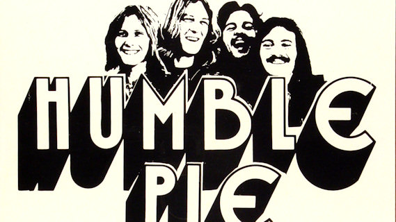 Humble Pie concert at Winterland on May 6, 1973