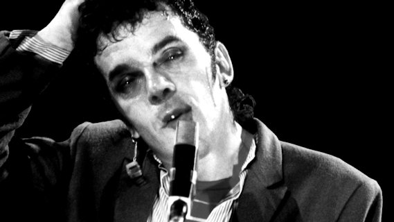 Ian Dury & The Blockheads concert at Bottom Line on May 2, 1978