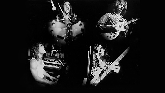 Pablo Cruise concert at Record Plant on Nov 10, 1974