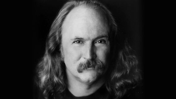 David Crosby concert at Mahopac Auditorium on Mar 17, 1984
