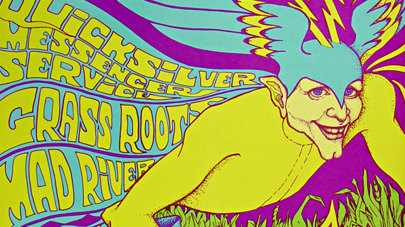 The Grass Roots concert at Fillmore Auditorium on Oct 5, 1967