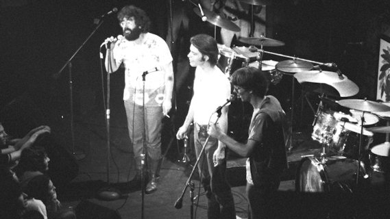 Grateful Dead concert at Fillmore Auditorium on Nov 8, 1969