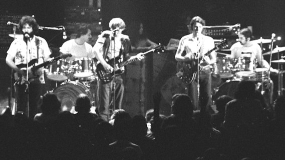 Grateful Dead concert at Fillmore Auditorium on Dec 21, 1969