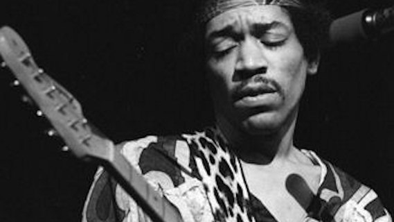 Band Of Gypsys concert at Fillmore East on Jan 1, 1970