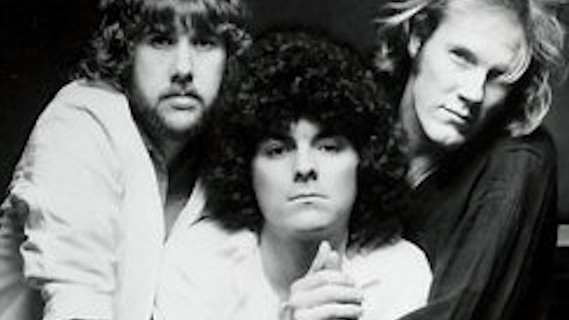 Ambrosia concert at Riverside Centroplex on Dec 12, 1978