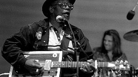Bo Diddley concert at Jamaica Pond Park on Jul 28, 1970