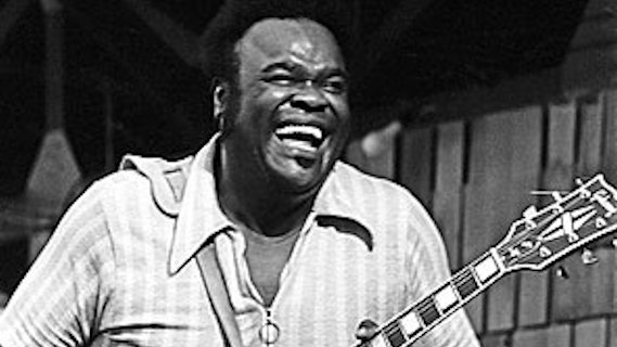 Freddie King concert at Ash Grove on Aug 25, 1970