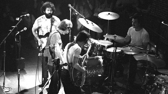 Grateful Dead concert at Warehouse on Jan 31, 1970
