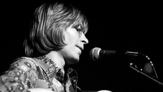 John Denver concert at Ethel Kennedy Residence on Aug 29, 1972