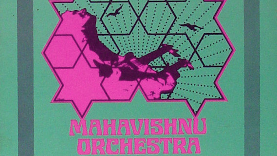 Mahavishnu Orchestra concert at Woolsey Hall on Jan 19, 1973