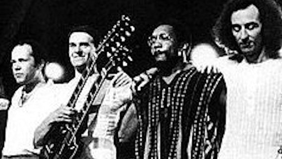 Mahavishnu Orchestra concert at Beloit College on Mar 21, 1973