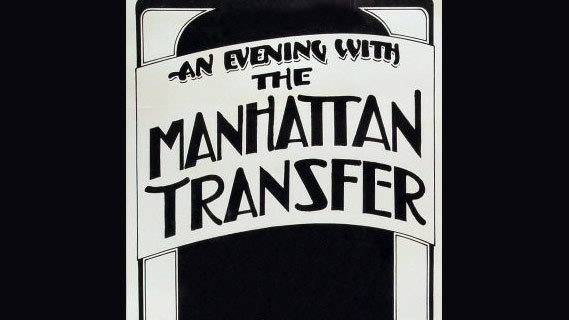 Manhattan Transfer concert at South Shore Music Circus on Jul 31, 1983