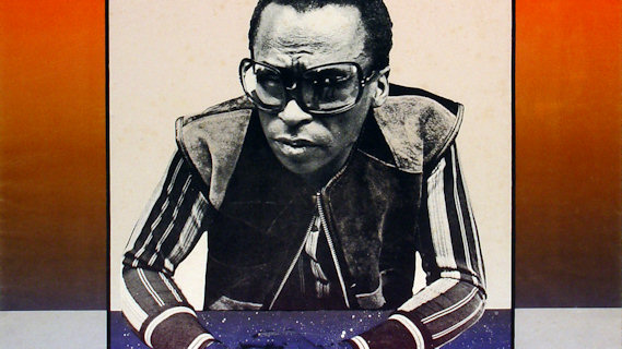 Miles Davis concert at CBS Records Convention on Aug 2, 1970