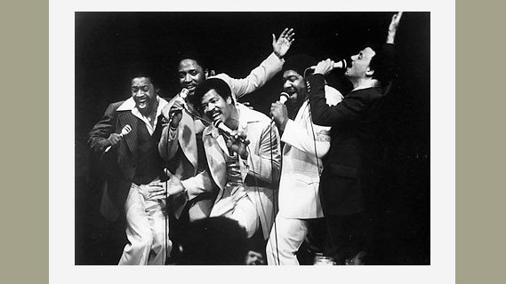 The Persuasions concert at Concertgebouw on Sep 20, 1973