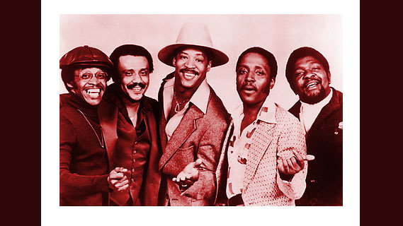 The Persuasions concert at Empire Theatre on Sep 28, 1973