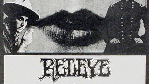 Redeye concert at Palace Albany on Feb 19, 1971