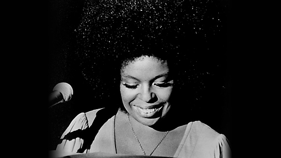 Roberta Flack concert at Springfield Civic Center on Oct 1, 1972