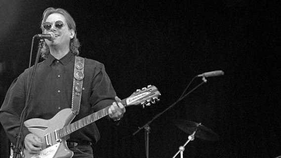 Roger McGuinn concert at Mahopac on Mar 17, 1984