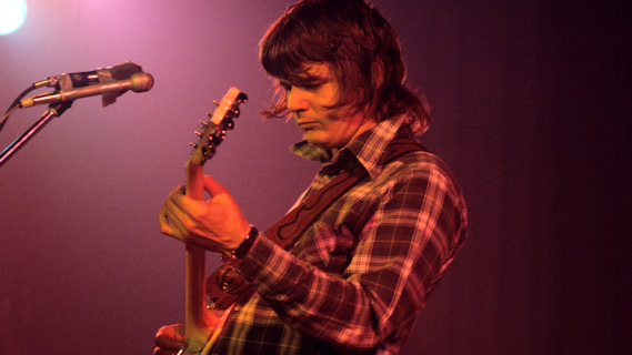 Steve Miller concert at Palace Theatre on Nov 7, 1973