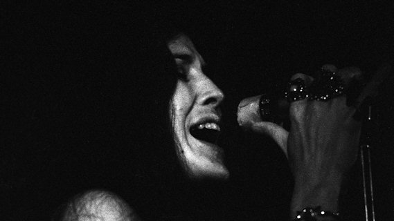 Rita Coolidge with Joe Cocker concert at Sheffield City Hall on May 9, 1971