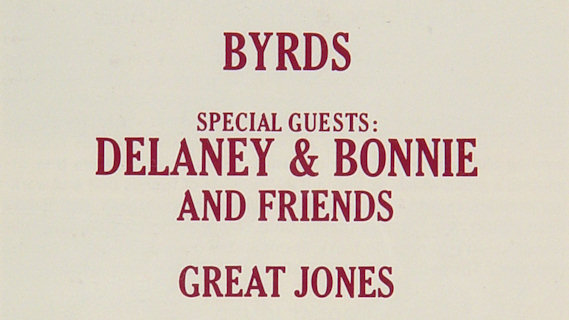 Great Jones concert at Fillmore East on Sep 12, 1970