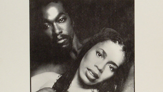 Ashford and Simpson concert at Bottom Line on Feb 26, 1977