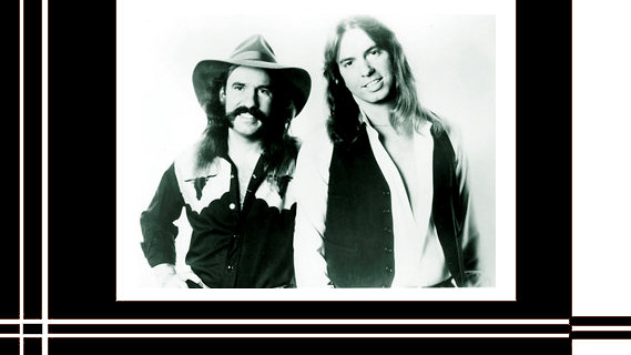 The Bellamy Brothers concert at Warren, Ohio on Sep 26, 1981