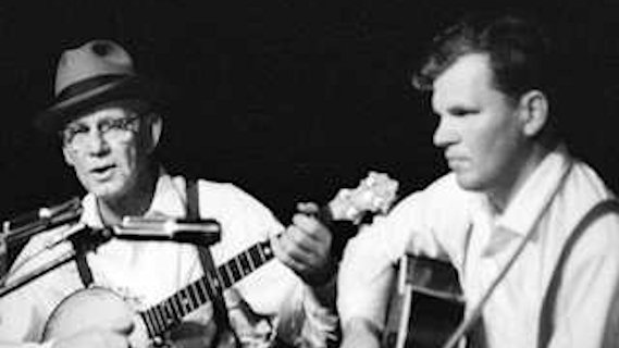Clarence Ashley & Doc Watson concert at Ash Grove on May 9, 1963