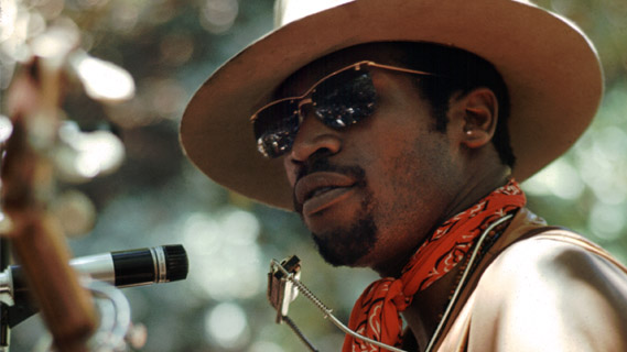 Taj Mahal concert at Ash Grove on Jul 2, 1967