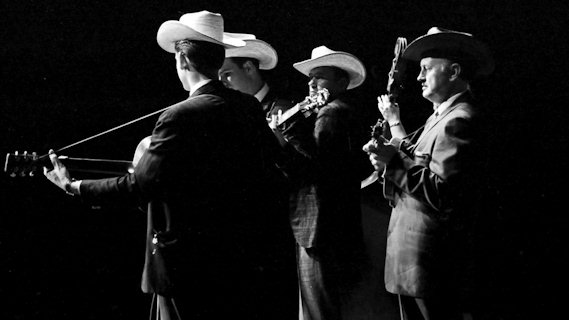Bill Monroe and the Bluegrass Boys concert at Ash Grove on May 20, 1967