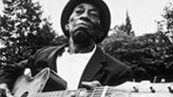 Mississippi John Hurt concert at Ash Grove on Jul 5, 1964