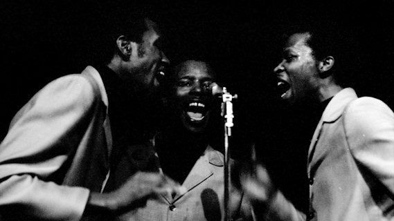 The Chambers Brothers concert at Ash Grove on Aug 7, 1964