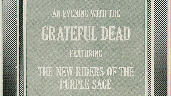 Grateful Dead concert at Fillmore East on Sep 20, 1970