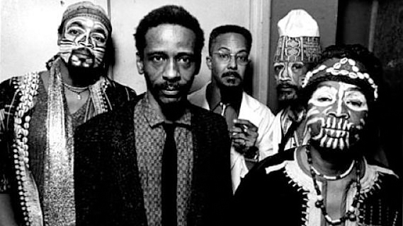 Art Ensemble of Chicago concert at Great American Music Hall on Feb 26, 1976