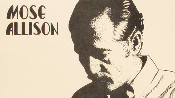 Mose Allison concert at Great American Music Hall on May 22, 1976