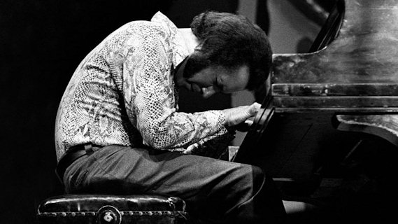 Hampton Hawes concert at Great American Music Hall on Aug 28, 1976