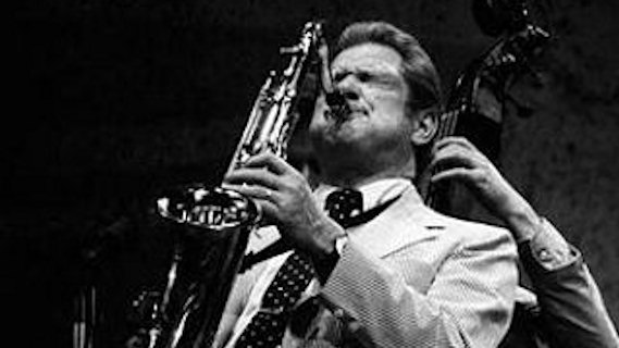 Zoot Sims concert at Great American Music Hall on Oct 8, 1978