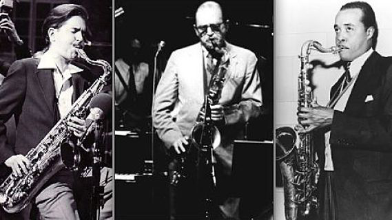 Scott Hamilton, Buddy Tate, Al Cohn concert at Great American Music Hall on Aug 17, 1981