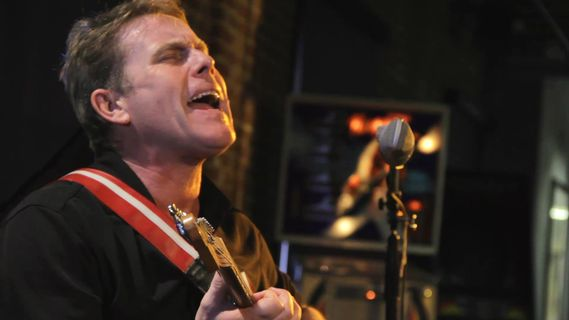 Dave Wakeling of the English Beat concert at Wolfgang's Vault on Jan 14, 2011