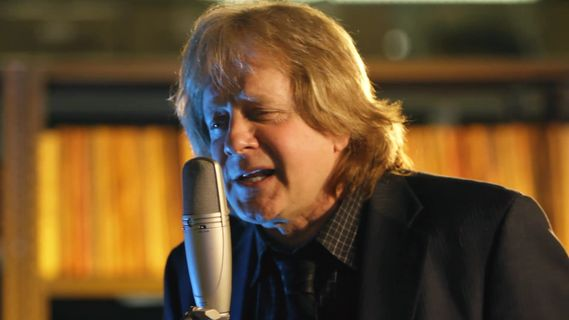 Eddie Money concert at Wolfgang's Vault on Feb 3, 2011