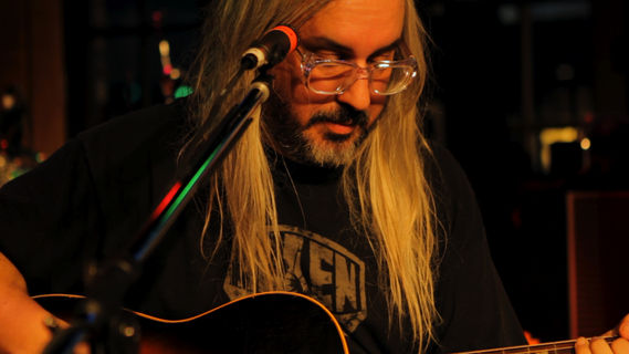 J Mascis concert at Stage On Sixth on Mar 17, 2011
