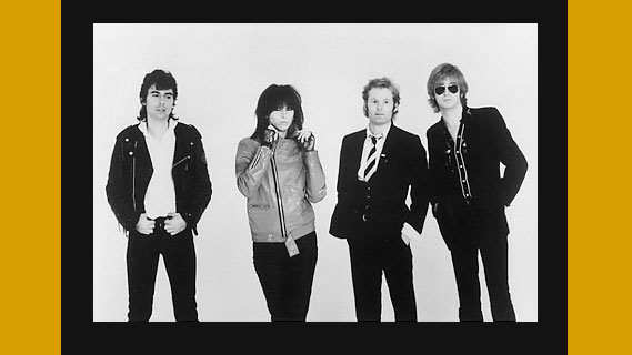 The Pretenders concert at Heatwave Festival on Aug 23, 1980