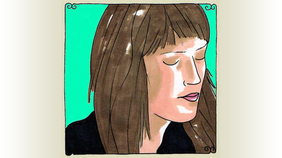 Joan as Police Woman concert at Daytrotter Studio on Nov 30, 2011