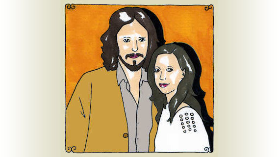 The Civil Wars concert at Daytrotter Studio on Aug 9, 2011