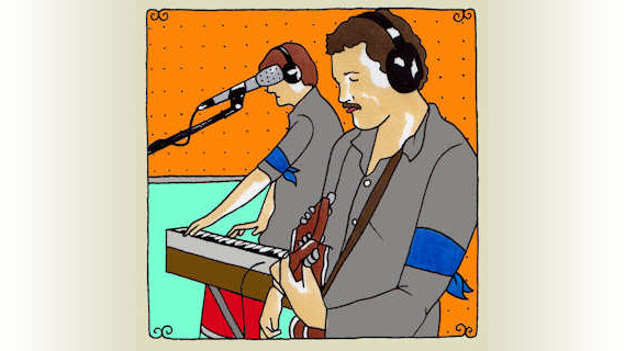 Wildlife concert at Daytrotter Studio on Sep 14, 2011