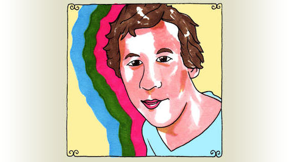 Ben Lee concert at Daytrotter Studio on Jan 2, 2012
