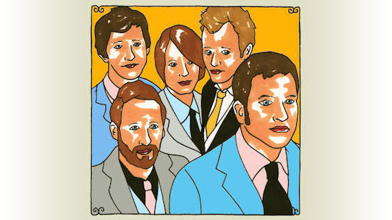 Punch Brothers concert at Daytrotter Studio on Apr 4, 2012