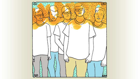 Balance and Composure concert at Daytrotter Studio on Nov 29, 2012